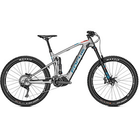 FOCUS Sam² 6.8 E-MTB Full Suspension grey